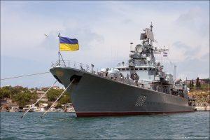 "U-130 Фрегат ""Гетьман Сагайдачний"" (флагман ВМСУ)"