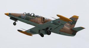 На Кубані розбився навчальний літак Л-39
