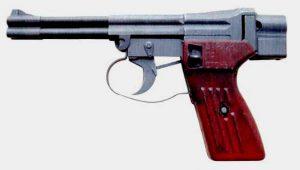 4,5 мм. спеціальний пістолет підводний СПП-1