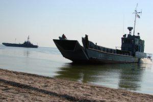 """Десантний катер """"Сватове"""" (U-763)"""