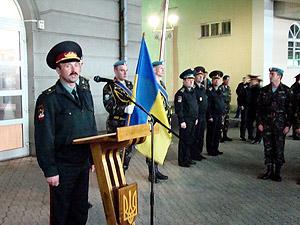 """З Косова повернулися миротворці батальйону """"УкрПолбат"""" (фото)"""