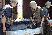 З Лозової вивезли вже 630 тонн боєприпасів