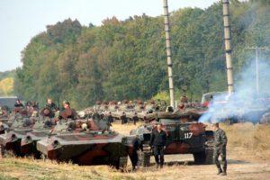 72 бригада після 400 кілометрового марша готова до навчань (ФОТОРЕПОРТАЖ )