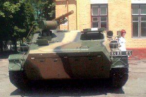 """Протитанковий ракетний 130 мм комплекс """"Штурм-С"""" 9К113"""