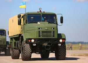 """КрАЗ-5233 """"Спецназ"""" рекомендований для прийняття на озброєння ЗСУ"""