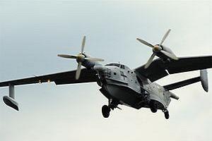 У Криму льотчики морської авіації відпрацювали заходи боротьби з підводними човнами умовного противника зі скиданням буїв та їх прослуховуванням