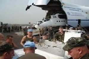 Міноборони: Українські миротворці перебувають у Кот-д`Івуарі законно