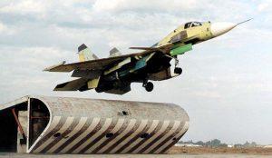 ЧФ РФ отримає 12 винищувачів Су-30СМ
