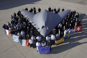 ЄС продемонстрував ударний безпілотник nEUROn