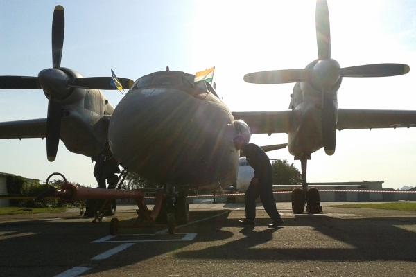 Україна передала ВПС Індії чергову партію модернізованих Ан-32