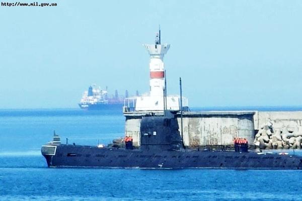 Спецназ СБУ здійснив вихід через торпедні апарати ПЧ Запоріжжя і знешкодив терористів