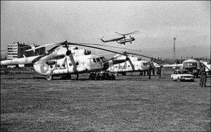 Українські вертольоти евакуйовували біженців з Кодори у 1993-му році (ФОТО)