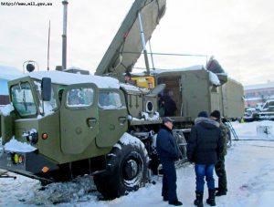 ЗРВ отримали відремонтований С-300