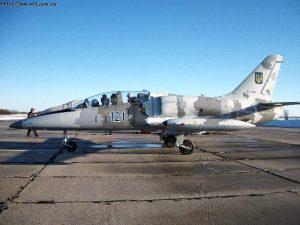Миргородська бригада отримала два L-39