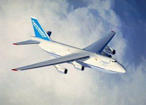 Світу потребно більше сотні Ан-124
