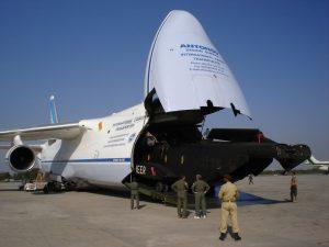 NATO продовжило контракт по Ан-124 до грудня 2014