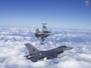 Румуни почали збирати на F-16