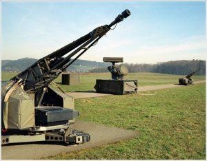Rheinmetall випробував 50-кВт лазер
