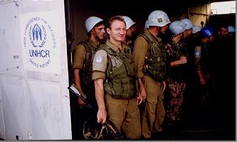 Сараєво, серпень 1992