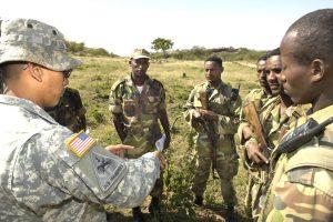 США відправлять бригаду до Африки