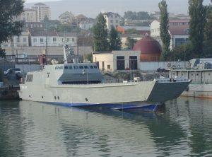 ВМФ Росії  відмовляється від нових десантних катерів через якість