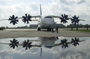 Серійне виробництво Ан-70 розпочнеться за 2 роки