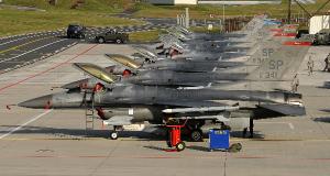 Модернізація тактичних винищувачів F-16 ПС США
