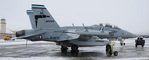 """Літак РЕБ EA-18G """"Гроулер"""""""