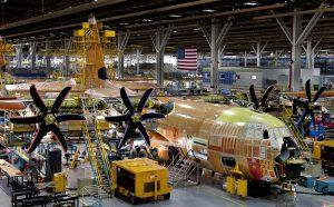 Авіаційна промисловість США