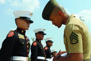 Початкова військова підготовка в школах США