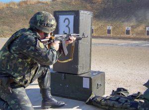 Українці з KFOR виконують завдання на півночі Косово