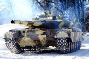 Т-64Е – танковий модернізаційний потенціал ХХІ сторіччя