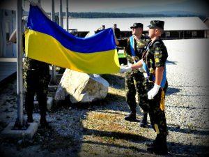 Україна нарощуватиме свої контингенти