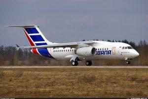 """ДП """"Антонов"""" почало випробування Ан-158 для Куби"""