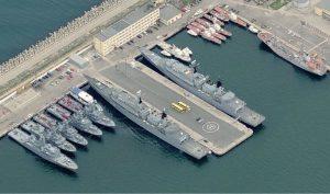 Стан та перспективи розвитку військово-морських сил Румунії