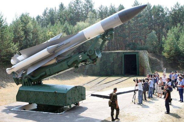 Україна остаточно відмовилася від ЗРК С-200