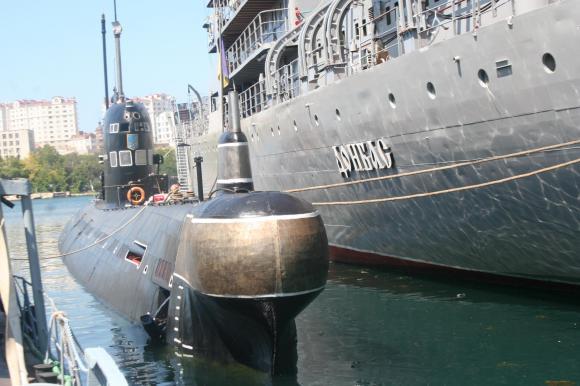 Підводний човен Запоріжжя