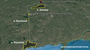 Пошкоджено Південно-Донбаський водопровід