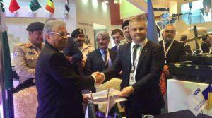 Україна та Пакистан спільно модернізуватимуть та будуватимуть танки