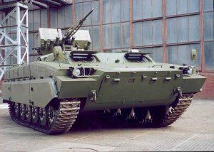 Україна відновить виробництво бронетранспортерів МТ-ЛБ