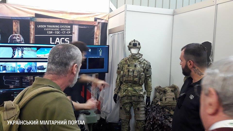 Спеціалізована виставка Enforce Tac