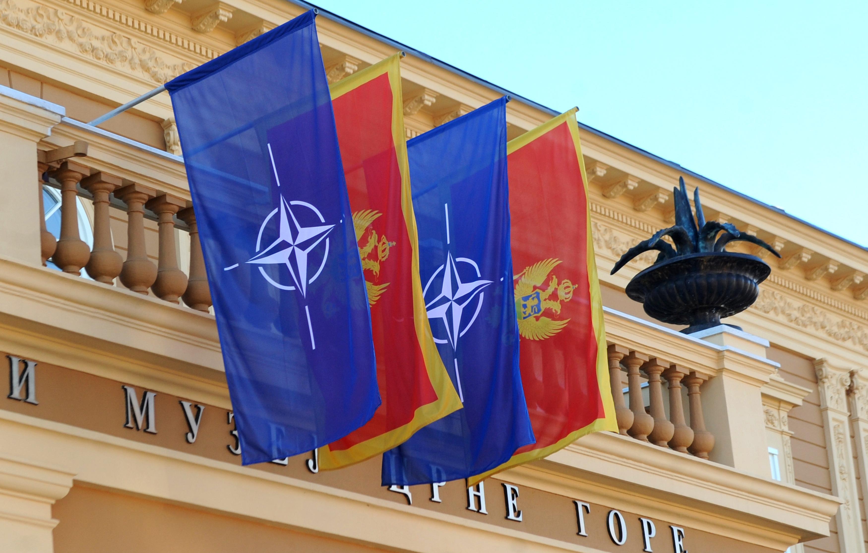 НАТО відправляє контргібридну команду до Чорногорії