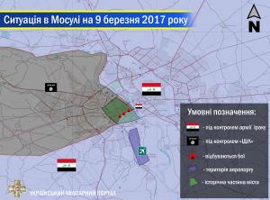 Мосул – тривають бої у історичній частині міста