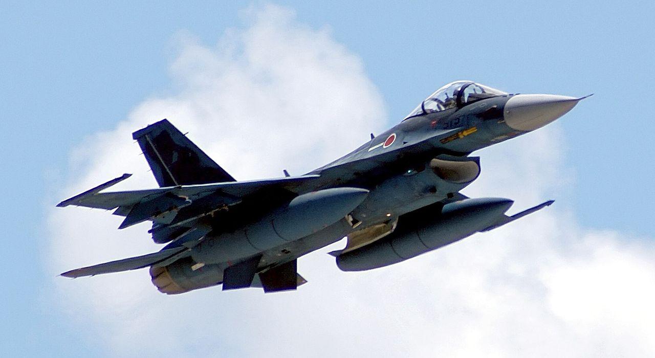 Літаки японських ВПС були підняті для перехоплення російських літаків поблизу узбережжя Японії