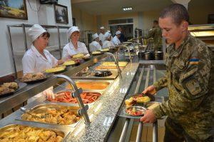 Оголошено перші закупівлі продуктів для армії за новими нормами забезпечення