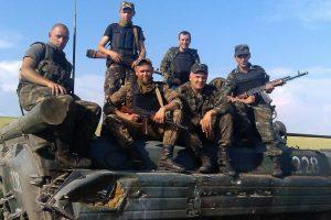 51-ша окрема механізована бригада в боях влітку 2014 року