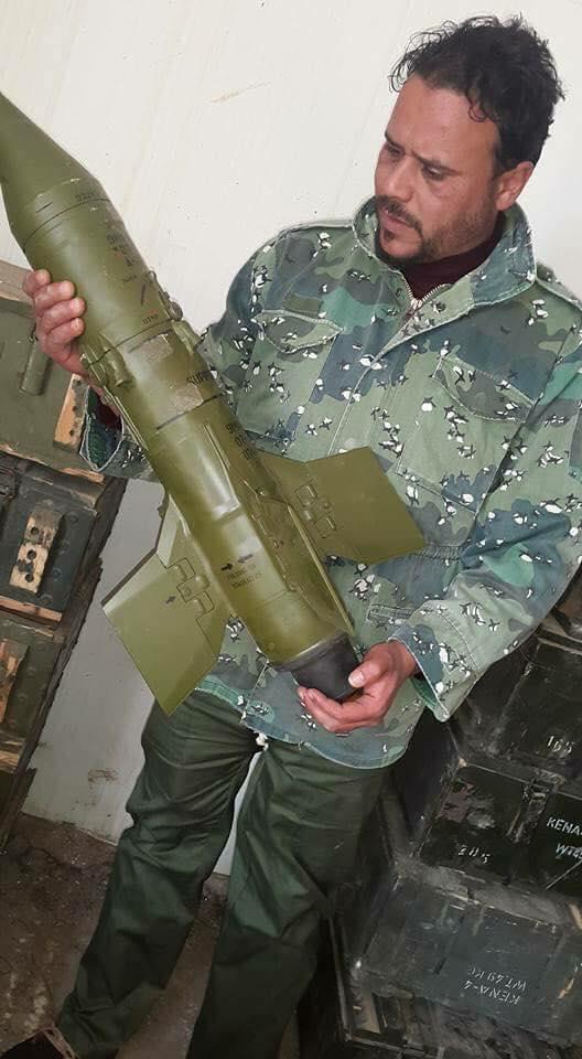 Попри ембарго ООН до Лівії надходить озброєння