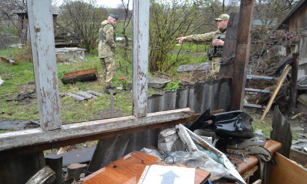 Загострення поблизу Авдіївки – бойовики обстріляли помешкання цивільних громадян