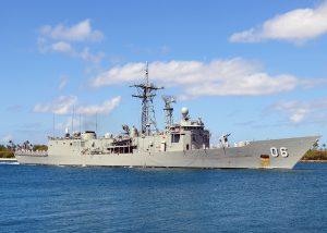 ВМС Польщі розглядають варіант купівлі австралійських фрегатів