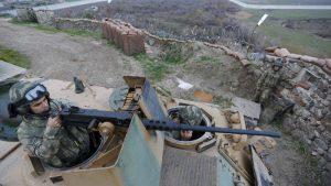 На кордоні Туреччини та Сирії відбулось бойове зіткнення між загонами курдів та турецькою  армією.